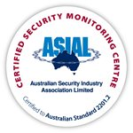 ASIAL certified alarm monitoring centre for 24/7 alarm